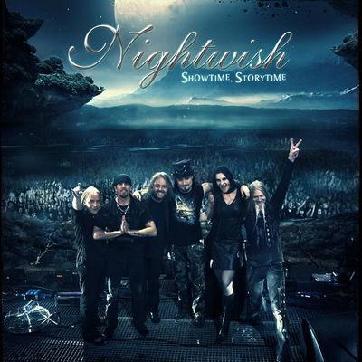 Nightwish: Showtime, Storytime (Nachauflage)