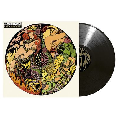 Blues Pills: Lady In Gold: Gatefold Vinyl + Signed Insert