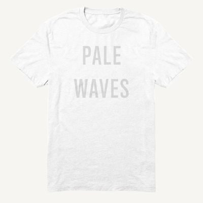 Pale Waves: Washed Logo Tee