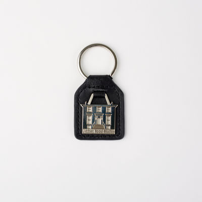 Abbey Road Studios: Leather House Keyring