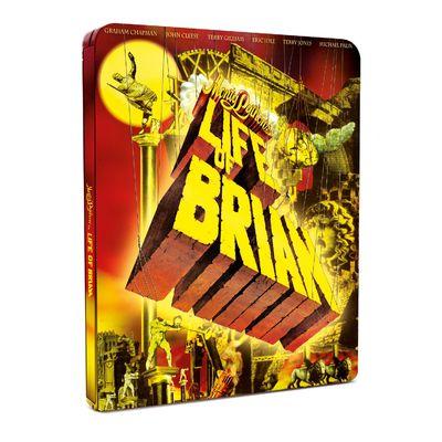 Monty Python: Monty Python's Life Of Brian - Steelbook (Blu-ray)