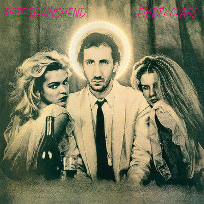 Pete Townshend: Empty Glass: Clear Vinyl