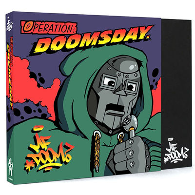 MF Doom: Operation: Doomsday 7