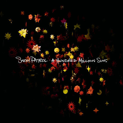 Snow Patrol: A Hundred Million Suns CD/DVD