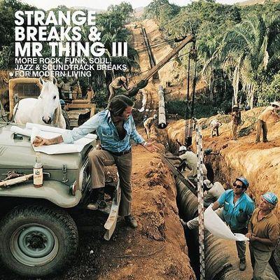 Various Artists: Strange Breaks & Mr Thing III