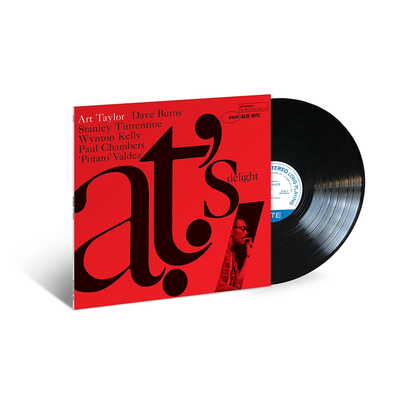 ART TAYLOR: A.T.'s Delight LP (Blue Note 80 Vinyl Edition)