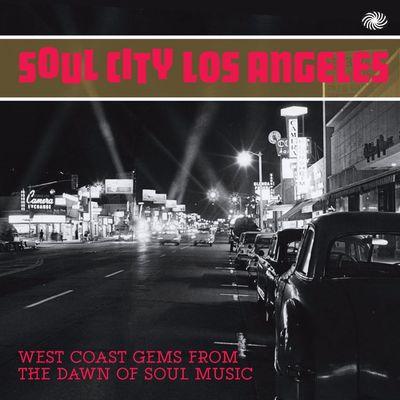 Various Artists: Soul City: Los Angeles