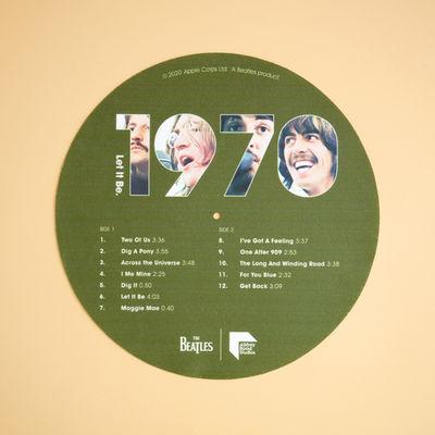 Abbey Road Studios: The Abbey Road 'Let It Be' 1970 Slip Mat