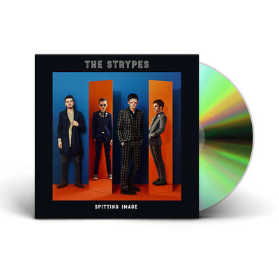 The Strypes: Spitting Image: Signed CD