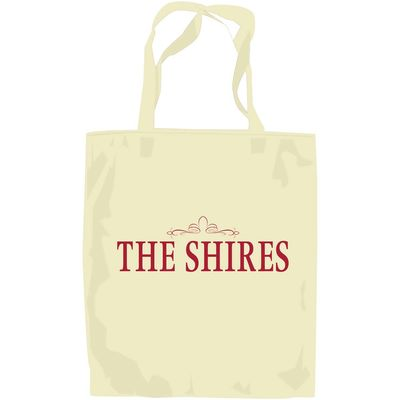 The Shires: Tote Bag