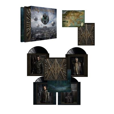 Dream Theater: The Astonishing: Deluxe Vinyl Box Set