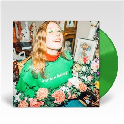 Julia Jacklin: Crushing - Limited Green Vinyl