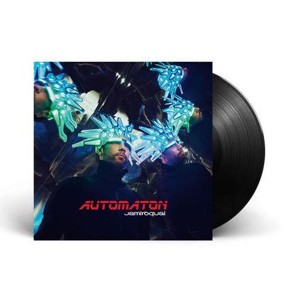 Jamiroquai: Automaton Double Gatefold LP