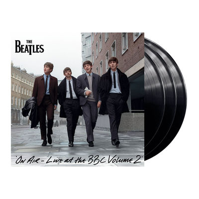 The Beatles: On Air -  Live At The BBC: Volume 2 (3LP)