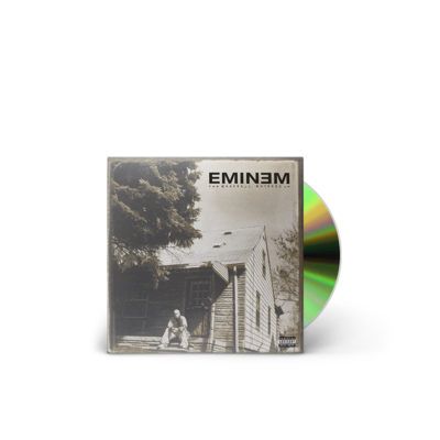 Eminem: The Marshall Mathers LP CD