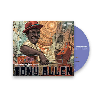 Tony Allen: There Is No End