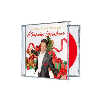 John Barrowman: A Fabulous Christmas Signed CD