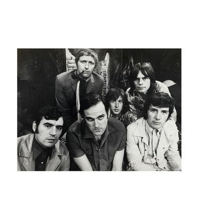 Monty Python: Classic Monty Python Lithograph