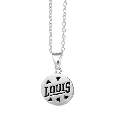 One Direction: One Direction Louis Logo Disc Necklace