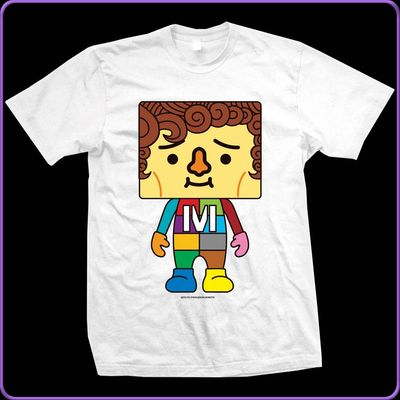MIKA: Luvluvmi Doll Mens T-Shirt