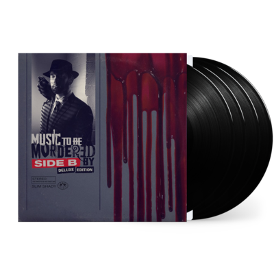 Eminem: Music To Be Murdered By - SIDE B (DELUXE EDITION)
