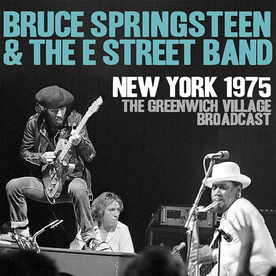 Bruce Springsteen & The E Street Band: New York 1975 - Greenwich Village Broadcast Vol. 2: Limited Edition Clear Vinyl
