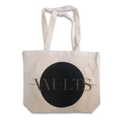 Vaults: Natural Tote Bag
