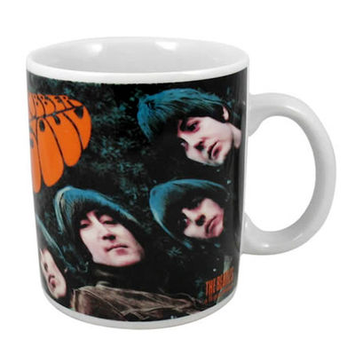 The Beatles: Rubber Soul Boxed Mug