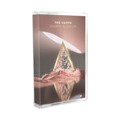 The Vamps: Cherry Blossom Standard Cassette