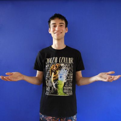 Jacob Collier: Djesse Vol.1 black t-shirt