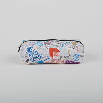 Abbey Road Studios: The Beatles Graffiti Soft Pencil Case
