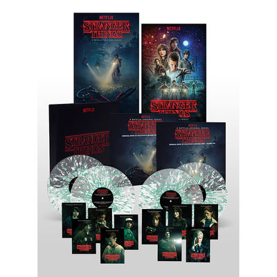 Kyle Dixon & Michael Stein: Stranger Things Season 1 Box Set (A Netflix Original Series Soundtrack)