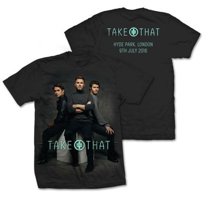 takethat: Seated T-Shirt