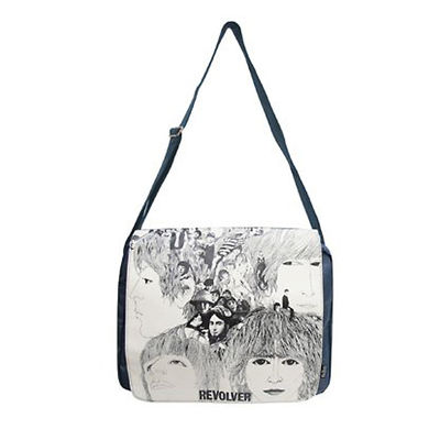 The Beatles: Simply Beatles Revolver Satchel