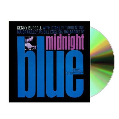 Kenny Burrell: Midnight Blue