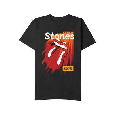 The Rolling Stones: Spielberg Red Bull Ring T-Shirt