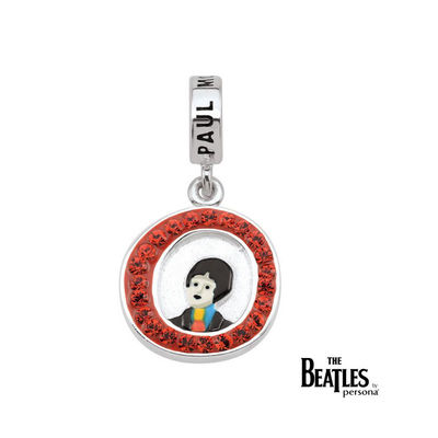 The Beatles: 925 Yellow Submarine Window Dangle Paul