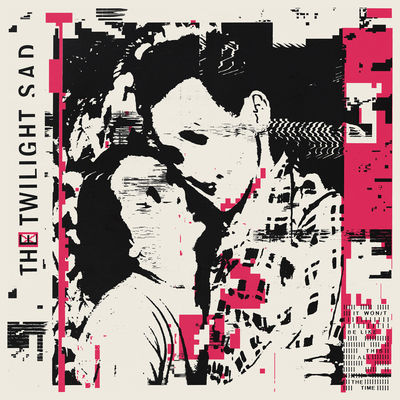 The Twilight Sad: IT WON/T BE LIKE THIS ALL THE TIME: Signed Blue Vinyl