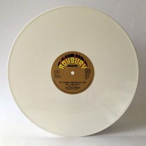 William DeVaughn: Be Thankful For What You Got - White Vinyl LP