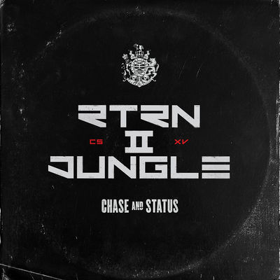 Chase and Status: RTRN II JUNGLE - LIMITED EDITION SIGNED CD