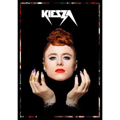 Kiesza: Signed Album Lithograph