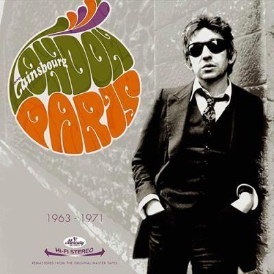 Serge Gainsbourg: Gainsbourg London Paris 1963 - 1971