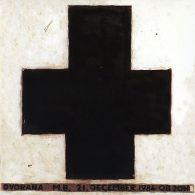 Laibach: M.B. December 21, 1984