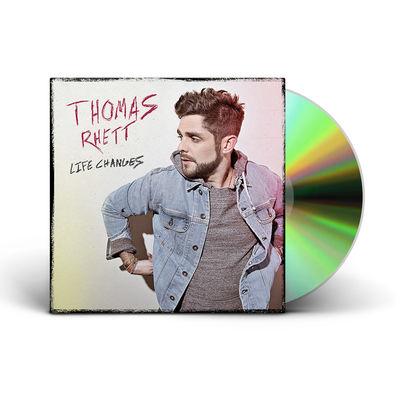 Thomas Rhett: Life Changes: Signed