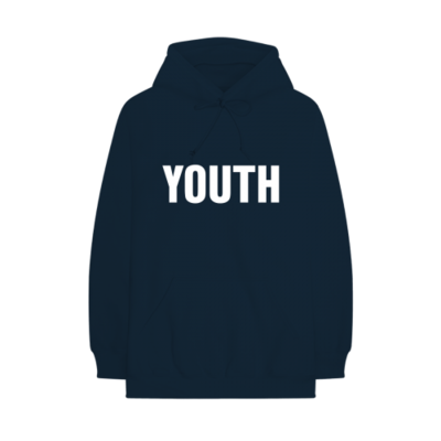 Shawn Mendes: Youth Block Hoodie + CD Album