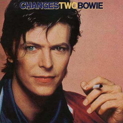 David Bowie: Changestwobowie: Random Blue or Black Vinyl