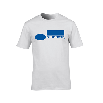 Blue Note: Bluenote White T-Shirt