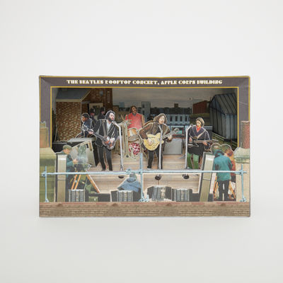 Abbey Road Studios: The 'Let It Be' Rooftop Diorama