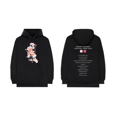 Shawn Mendes: Festival Tour Hoodie