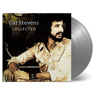 Cat Stevens: Collected: Silver Numbered Vinyl
